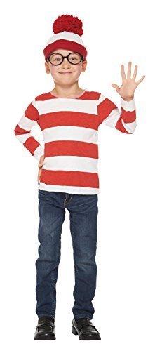 ウォーリー キッズコスチューム 男女共用 100cm-120cm 95680S,ハロウィン,仮装,男の子