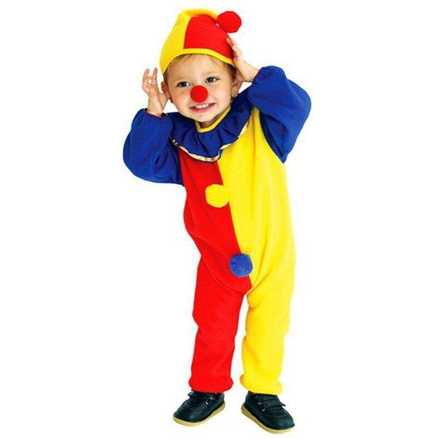ハロウィン衣装 ピエロ,ハロウィン,仮装,男の子