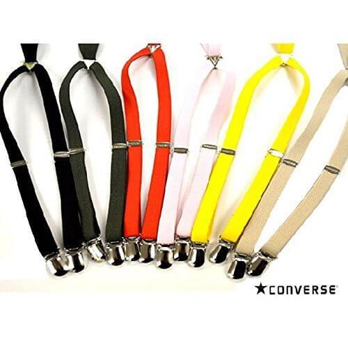 サスペンダー キッズ CONVERSE(コンバース) 子供用サスペンダー cv802 pink,子ども,サスペンダー,