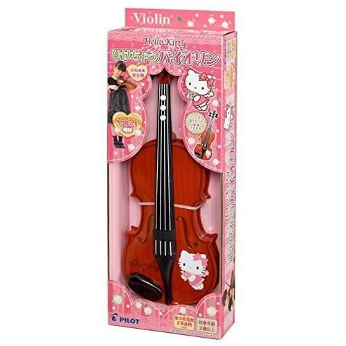 ハローキティ ひけちゃうバイオリン,バイオリン,おもちゃ,