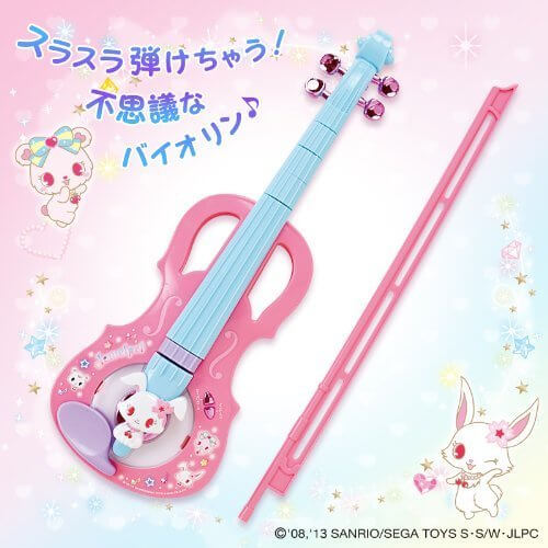 ジュエルペット 光るキッズトイバイオリン,バイオリン,おもちゃ,