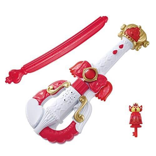 Go! プリンセスプリキュア スカーレットバイオリン,バイオリン,おもちゃ,