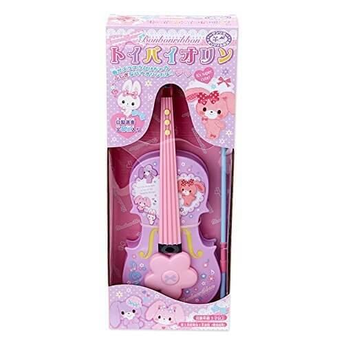 ぼんぼんりぼん トイバイオリン,バイオリン,おもちゃ,