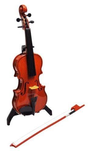 自動演奏 バイオリン 茶 WNK-0013,バイオリン,おもちゃ,