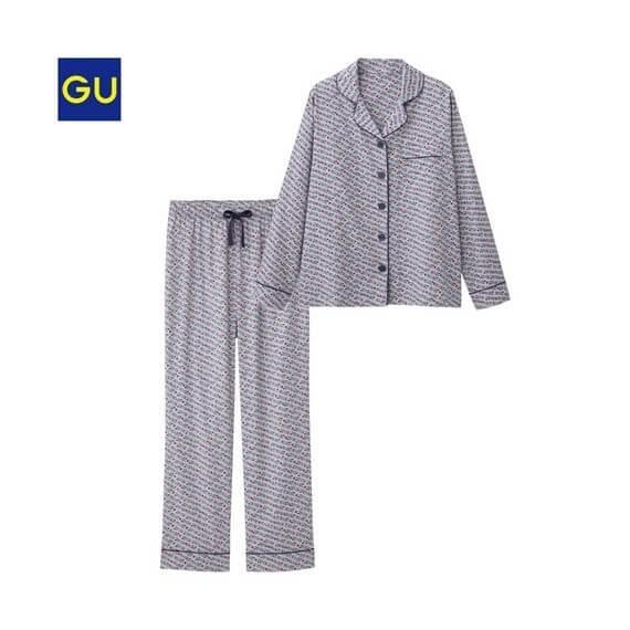 パジャマ(長袖),GU,パジャマ,人気