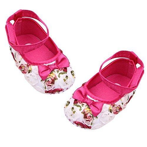 子供 靴 ルーム シューズ 花柄 キッズ 赤ちゃん ベビー ピンク ホットピンク 靴11 12 13 cm センチ よちよち 歩き 普段使い に,ベビー,ルームシューズ,