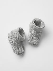 Knit booties GAP,ベビー,ルームシューズ,