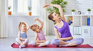 ヨガ,産後,体質改善,