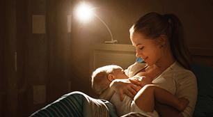 女性と子ども,産後,冷え性,