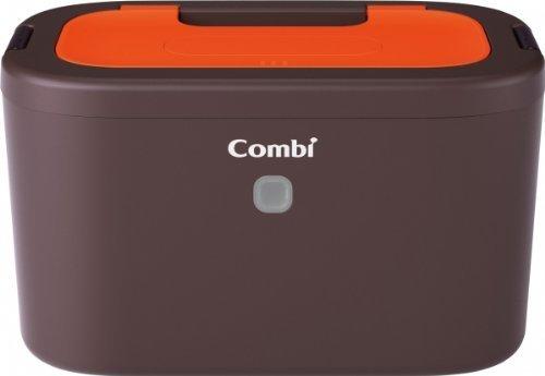 コンビ Combi おしり拭きあたため器 クイックウォーマー LED+ネオンオレンジ 上から温めるトップウォーマーシステム,おしりふき,おすすめ,