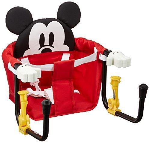 カトージ キャンピングホルダー洗えるシート(ミッキーマウス) 58208,ベビーチェア,おすすめ,