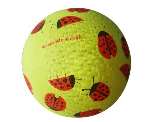 Crocodile Creek 18cm ボール クロコダイル・クリーク ワンサイズ てんとう虫,おもちゃ,おすすめ,