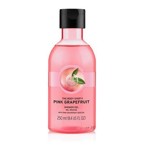 THE BODY SHOP ザ・ボディショップ シャワージェル ピンクグレープフルーツ 250ml【正規品】,ボディショップ,シャワージェル,