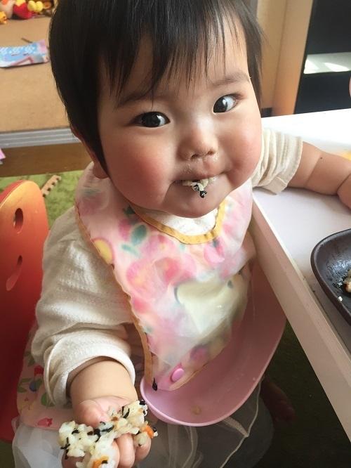 ご飯を食べる子,離乳食レシピ,フォトコンテスト,