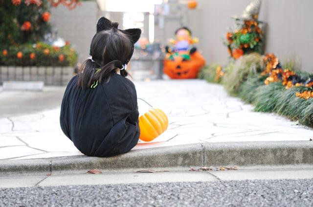 ハロウィンの仮装,変身マント,
