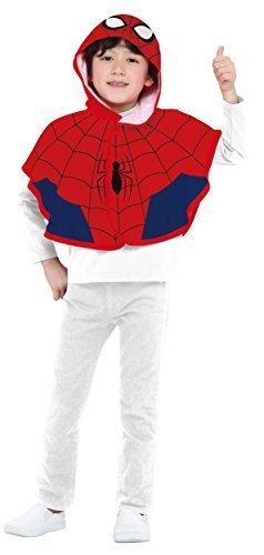 ディズニーキャラクターズ 変身マント スパイダーマン 100~120cm,変身マント,