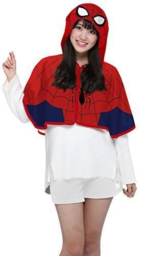 ディズニーキャラクターズ 変身マント大人 スパイダーマン 150~175cm,変身マント,