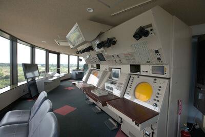 展望展示室,航空科学博物館,