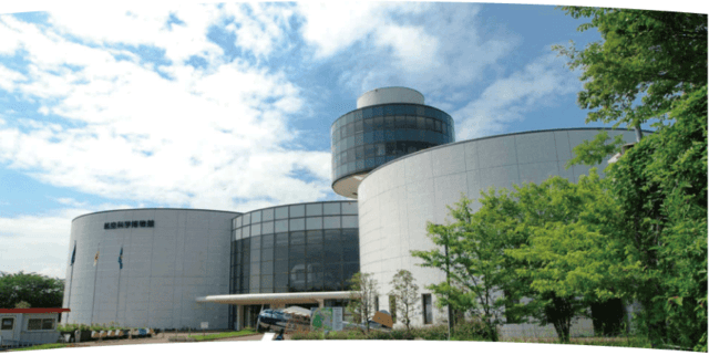 航空科学博物館,航空科学博物館,