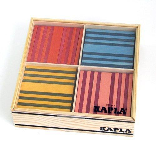 KAPLA(カプラ)・オクトカラー【正規輸入品】,積み木,おすすめ,