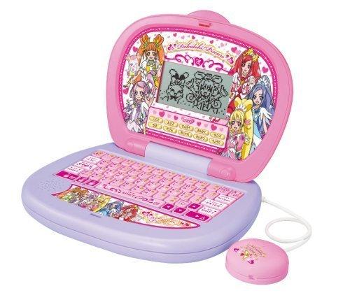 ドキドキ!プリキュア プリティMyパソコン,プリキュア,おすすめ,おもちゃ