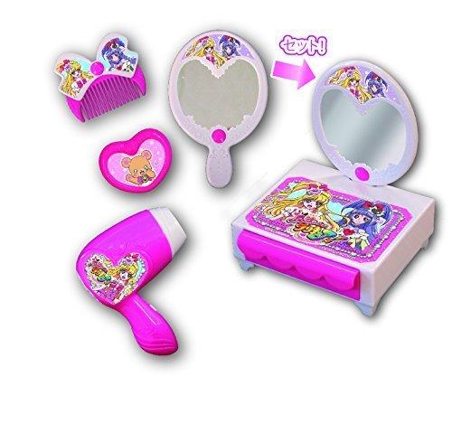 魔法つかいプリキュア!ハッピーヘアドレッサーセット,プリキュア,おすすめ,おもちゃ