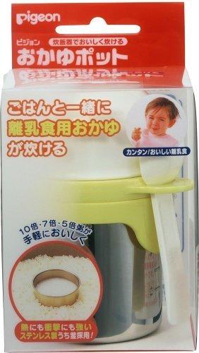 ピジョン 炊飯器用 おかゆポット,離乳食,グッズ,