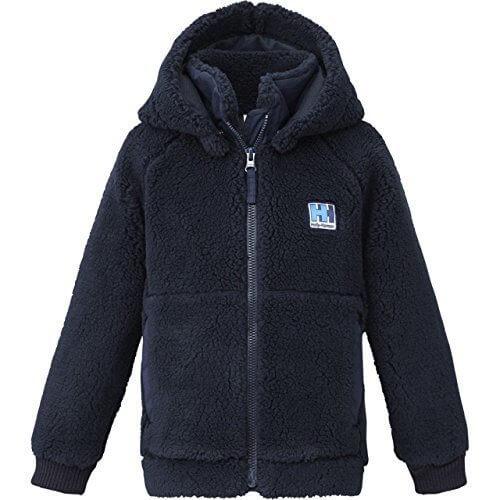 ヘリーハンセン(HELLY HANSEN) キッズ ファイバーパイルジャケット(K FIBERPILE Jacket) HJ51550 N ネイビー 130,キッズ,フリース,