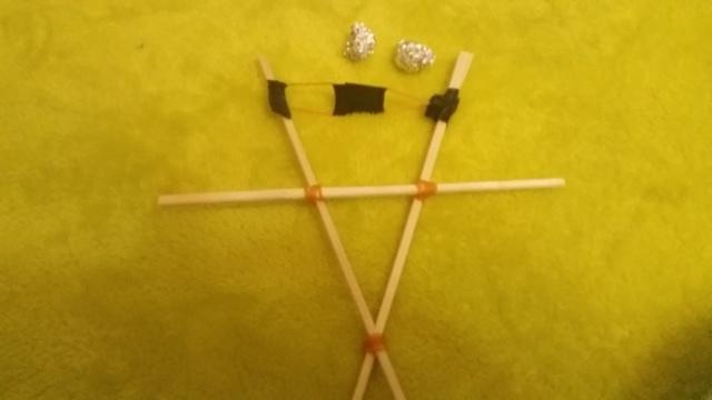 割りばし パチンコ,割り箸,工作,