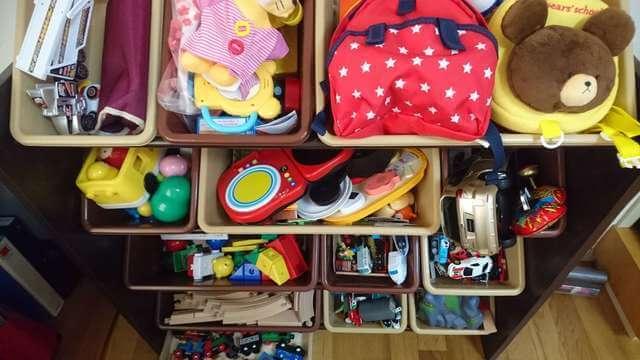 収納 アイディア おもちゃ,おもちゃ ,収納,アイデア
