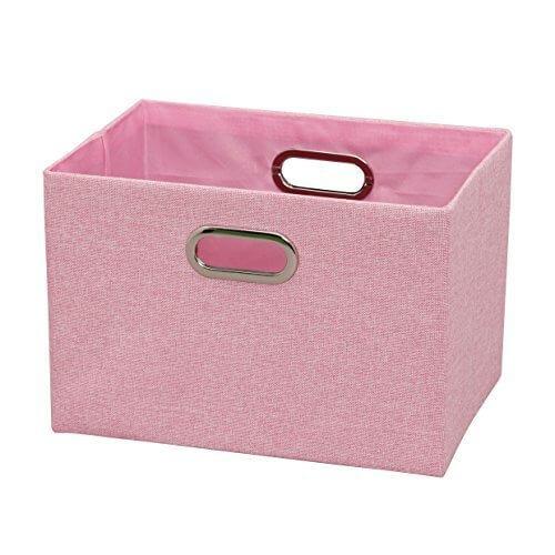 アイリスオーヤマ ボックス インナーボックス 深型 ピンク 幅38×奥行26×高さ26㎝ IB-38D,子供服,収納,アイデア