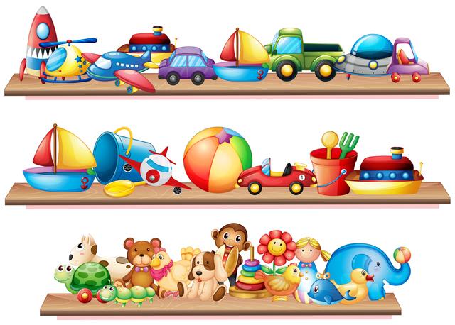 たくさんのおもちゃ,おもちゃ,修理,