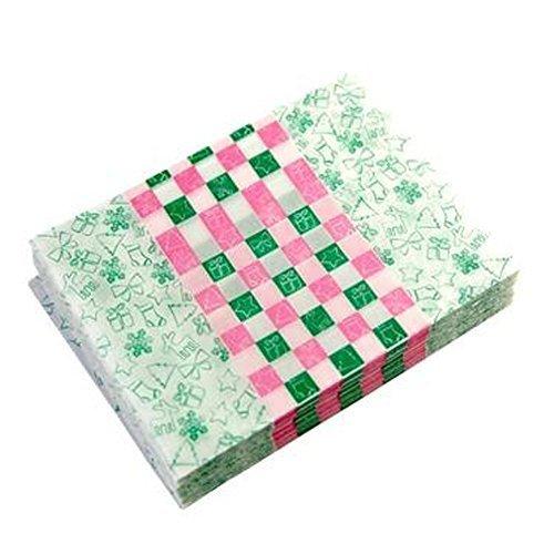 美しいキャンディーWrappersキャンディGreaseproof Paperツイストワックス・ペーパー、NO。27,お弁当,ワックスペーパー,