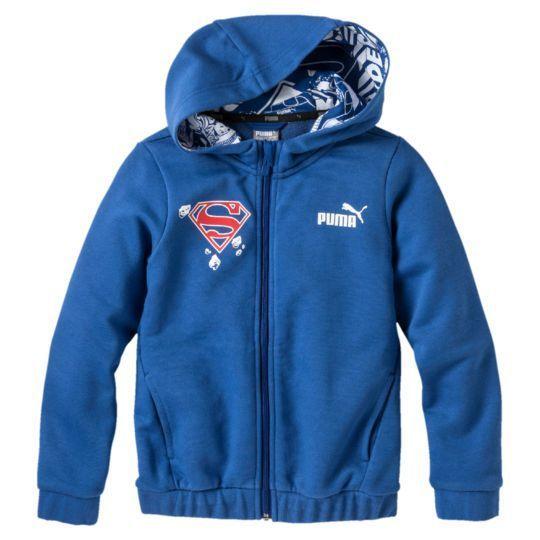 SUPERMAN HOODED SWEAT JACKET,ベビー,アウター,おすすめ