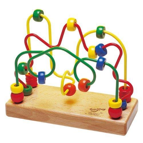 ジョイトーイ (Joy Toy) ルーピング ファニー JT1420,赤ちゃん,おもちゃ,木