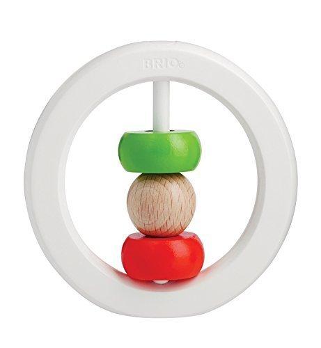 BRIO リングティーザー 30421,赤ちゃん,おもちゃ,木
