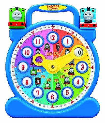 トーマス クルクルとけい,知育玩具,時計,