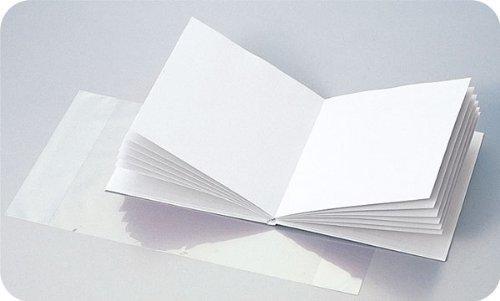 白無地絵本(正方形20ページ) 自由工作,手作り,絵本,作り方