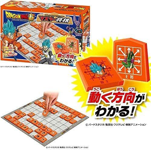 ビバリー ドラゴンボール超 マスター将棋 4977524484967,ドラゴンボール,おもちゃ,