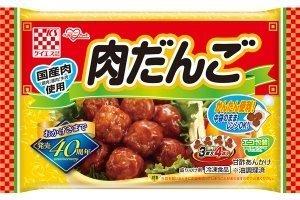 【12パック】 冷凍食品 弁当 国産肉 肉だんご 3個x4袋 ケイエス,お弁当,おかず,冷凍