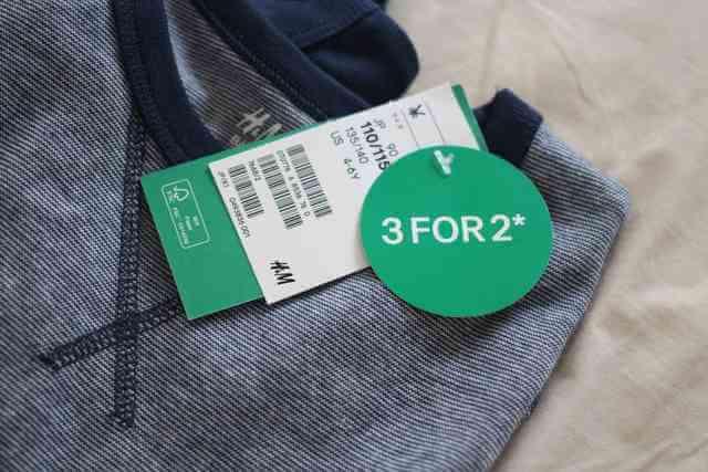 3FOR2* のタグがついたH&Mの商品,エイチアンドエム,キッズ,
