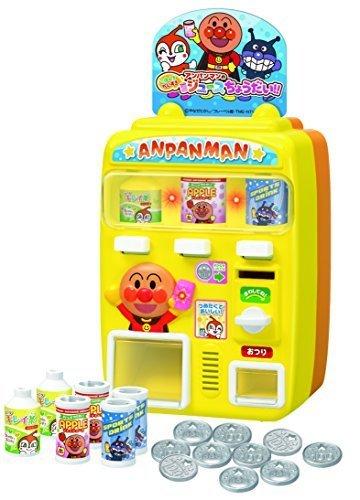 アンパンマン じはんきだいすき アンパンマンのジュースちょうだい,アンパンマン,おもちゃ,