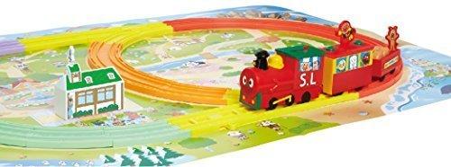 アンパンマンタウン SLマンと虹のレールウェイセット,アンパンマン,おもちゃ,