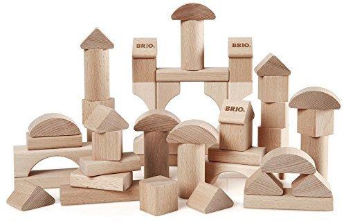 BRIO つみき 50ピース 30113,子ども,積み木,おすすめ