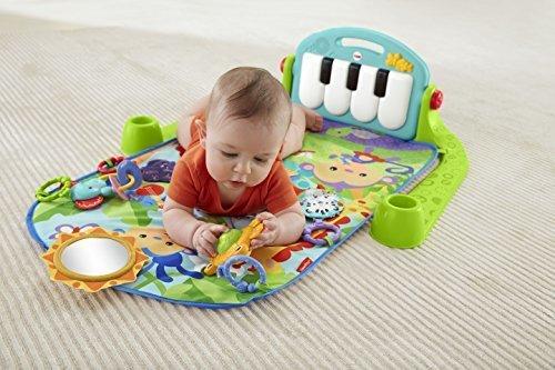 フィッシャープライス あんよでキック! 4WAYピアノジム (BMH49),動く,おもちゃ,赤ちゃん