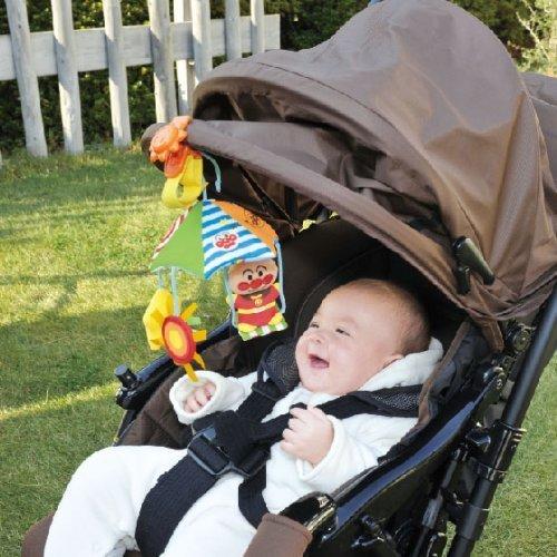 べビラボ アンパンマン 2wayおでかけメリー,動く,おもちゃ,赤ちゃん