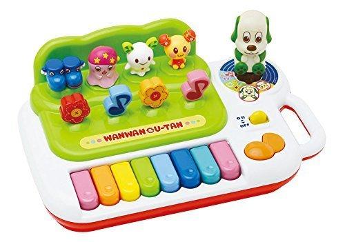 ワンワンとう~たんのいっしょにうたってピアノ,動く,おもちゃ,赤ちゃん