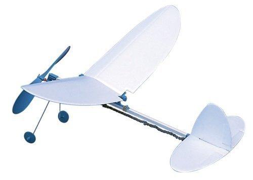 とばしてあそぼう シリーズ TA-06 ゴム動力飛行機 (丸翼),動く,おもちゃ,赤ちゃん