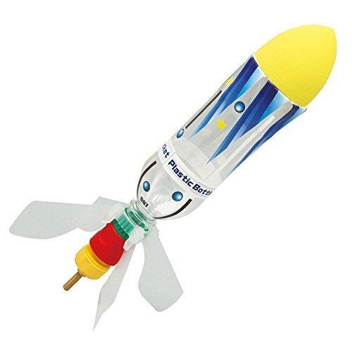 【科学工作】力学 超飛距離ペットボトルロケットキット,動く,おもちゃ,赤ちゃん