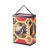 Kapla カプラ魔法の板 200 KAPLA 2011 BA 積み木 並行輸入品,おもちゃ,大人,